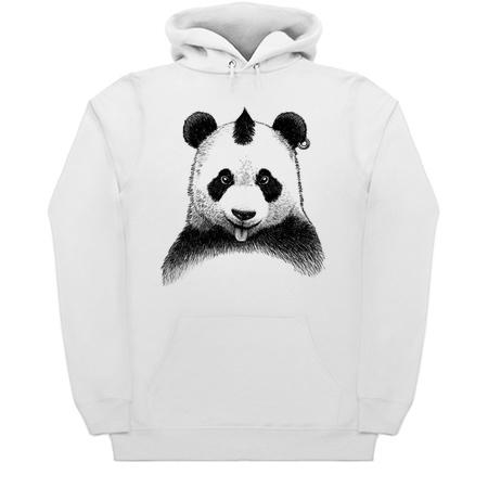 Punk Panda - by Albertocubatas