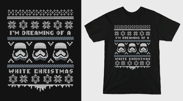 SW White Christmas – by DCVisualArts