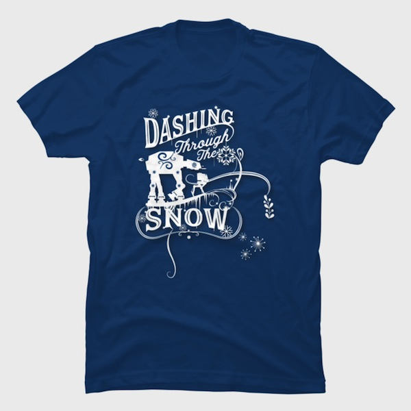 Star Wars Dash - Christmas Tee