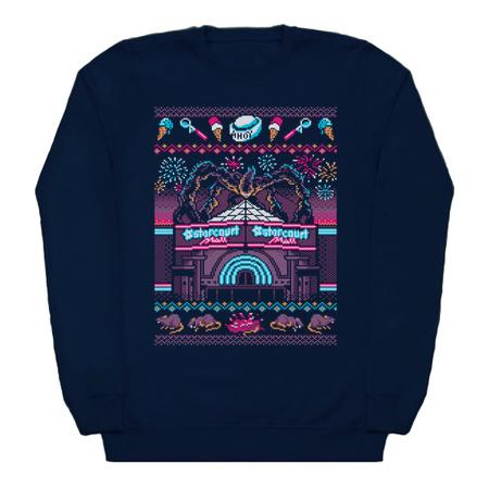 Stranger Sweater 3 - by djkopet
