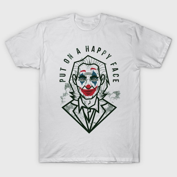 The joker 2019 fan art - by redwane