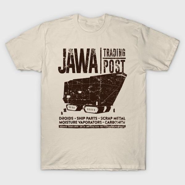 Jawa Trading Post - by MindsparkCreative