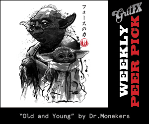 Old and Young by Dr.Monekers