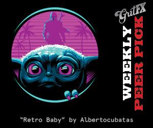 Retro Baby by Albertocubatas