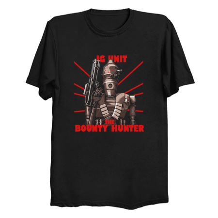 THE BOUNTY HUNTER v2 - by DAObiwan