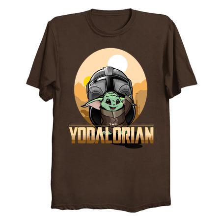 The Yodalorian - by inkOne Art