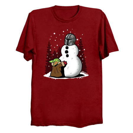 The best snowman in the parsec - by Boggs Nicolas