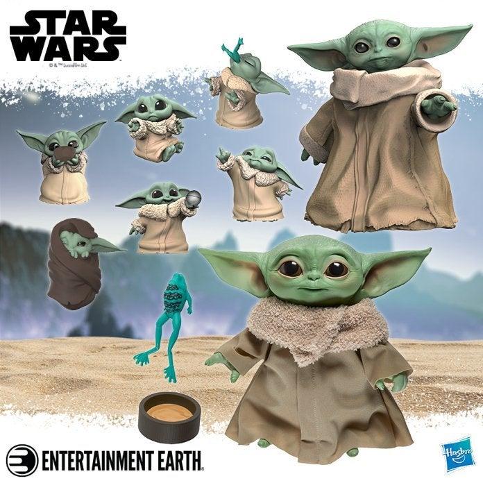 Baby Yoda Toys - PRE-ORDERS!