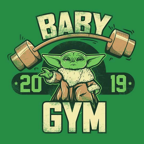 Baby Gym Star Wars Activewear