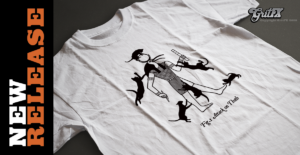 Attack On Thoth - Funny Cat T-Shirt