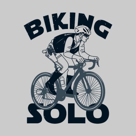 Star Wars Activewear Biking Solo