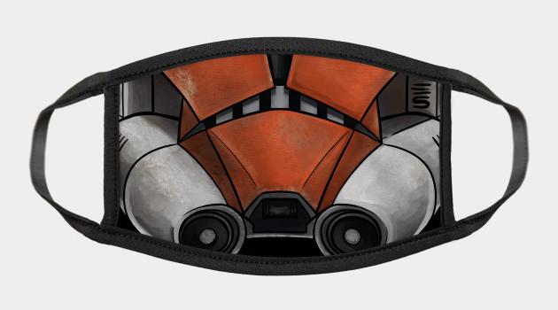 332nd Clone Face Mask