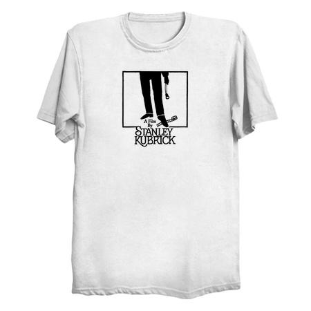 A-FilaA Film By Stanley Kubrick T-Shirtsm-By-Stanley-Kubrick-Tees