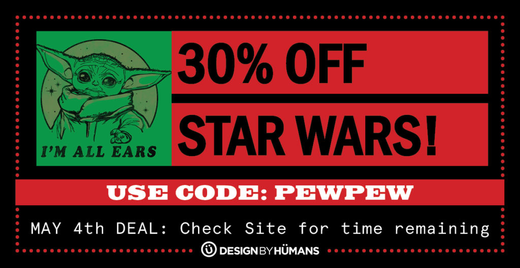 May Fourth Star Wars Deal
