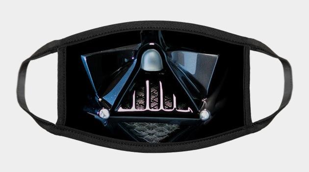 Darth Vader Mask - Pop Culute Face Masks
