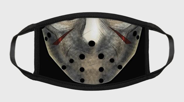 Jason Vorhees Face Mask