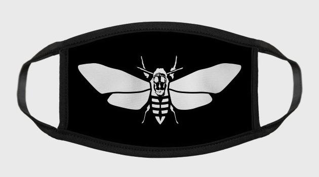 Moth Fashion Facemask