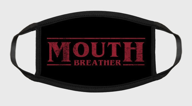 Mouth Breather Face Mask