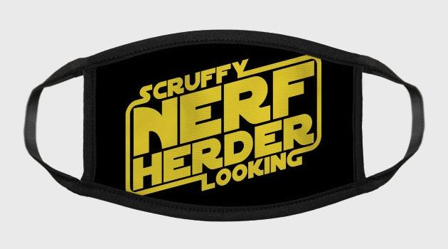 Scruffy Looking Nerf Herder