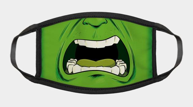 Smash Mouth Face mask
