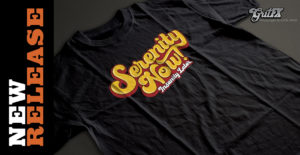 Serenity Now! Insanity Later. Funny Seinfeld Quote T-Shirts