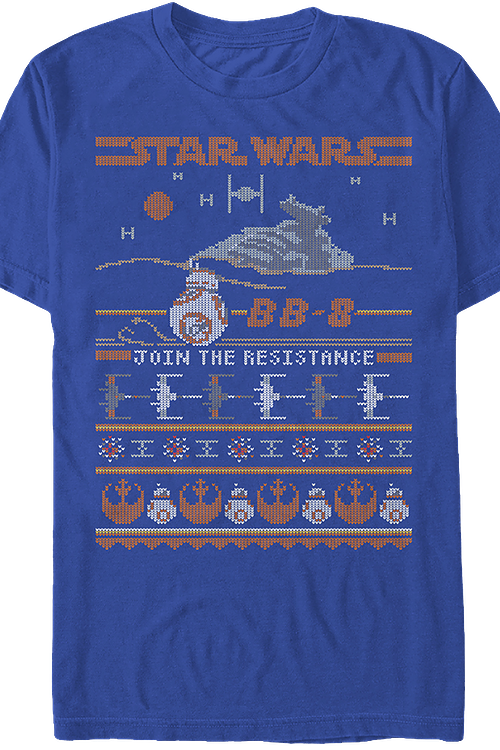 BB-8 Faux Sweater Star Wars T-Shirt