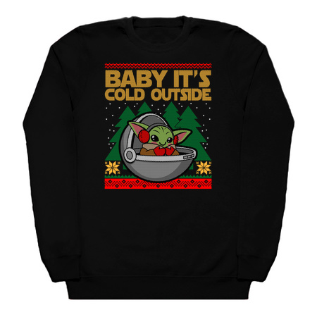 Baby it's cold outside - by Boggs Nicolas