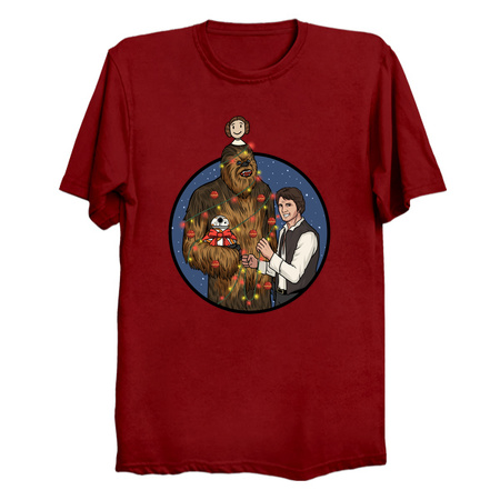 Merry Chewbacmas Star Wars Christmas Apparel