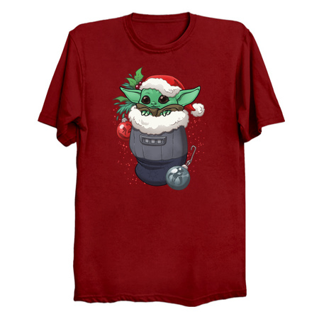 Stocking Stuffer: Baby - Star Wars Christmas T-Shirts