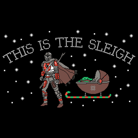 This is the sleigh Special Edition - by rocketman