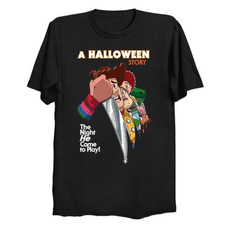 A Halloween Story - John Carpenter T-Shirts