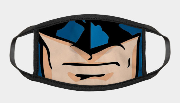 BATMAN FACE - Pop Culture Face MASK
