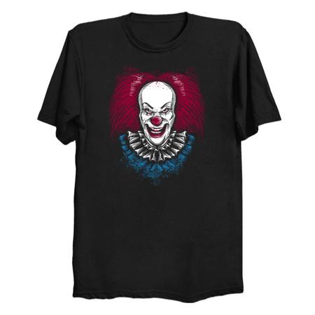 Clown Horror T-Shirts