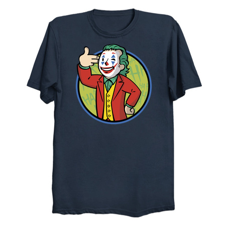 Comedian Boy Joker T-Shirt