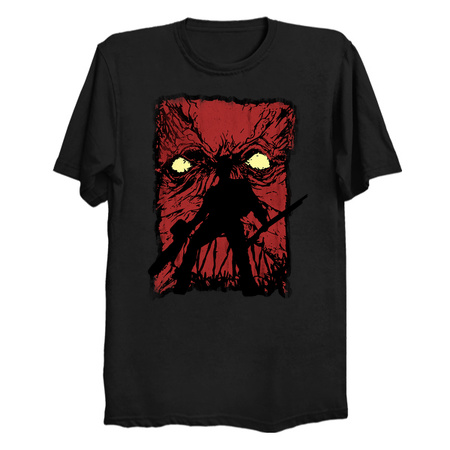 From The Book II - Horror T-Shirts