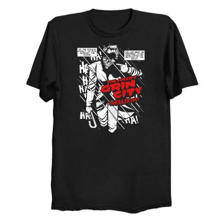 Grin City - Joker T-Shirts