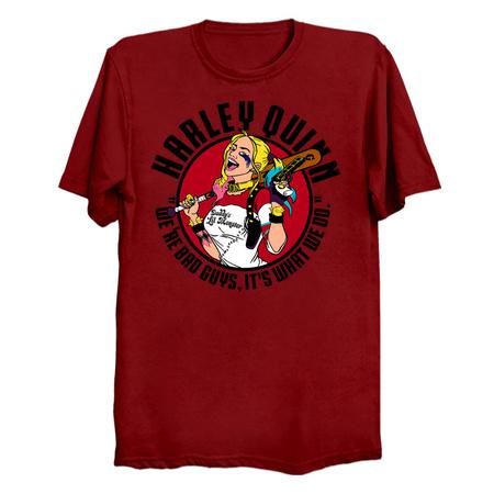 H. Quinn - Harley Quinn T-Shirts
