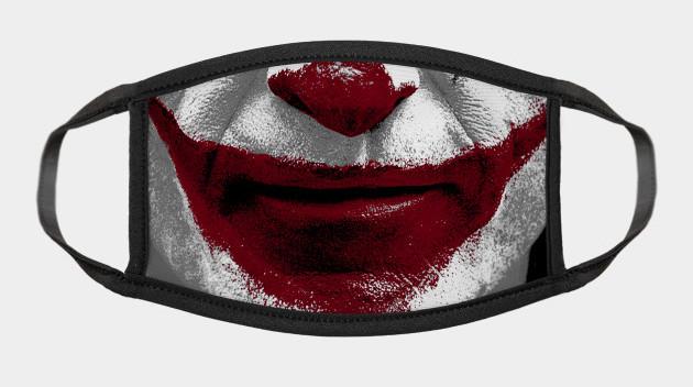 Joker Smile - Pop Culture Mask