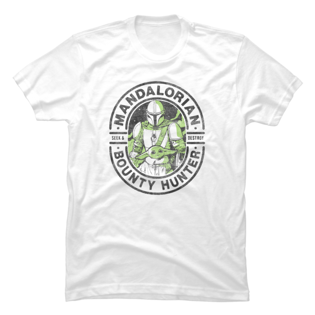 Mandalorian Seal - Best Mandalorian T-Shirts