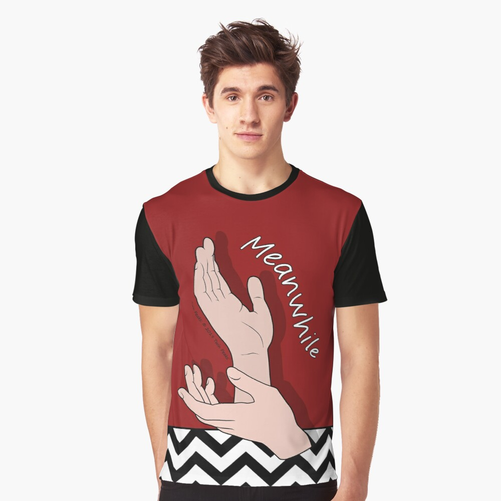 Meanwhile Twin Peaks T-Shirts