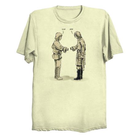 Pleased to Meet You, bro - Skywalker T-Shirt