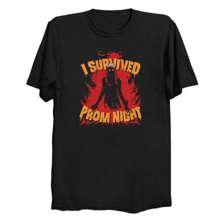Prom Survivor - Horror T-Shirts
