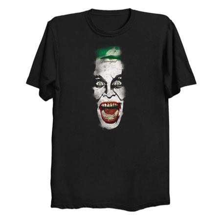 Screaming Joker T-Shirts