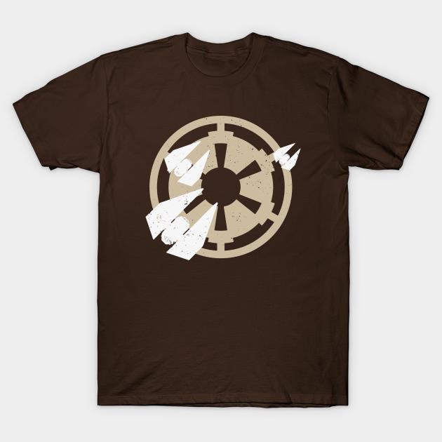 Striker - Minimalist Star Wars T-Shirts